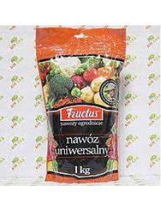 Fructus Универсальное удобрение для овощей, 1кг