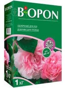 Biopon Удобрение для роз, 1кг