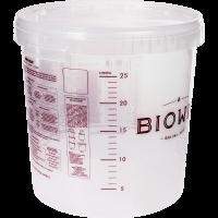 Biowin ёмкость бродительная прозрачная, 30 л.
