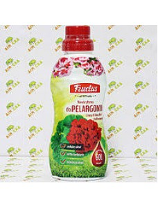 Fructus Удобренение для пеларгонии и других балконних цветов, 500мл