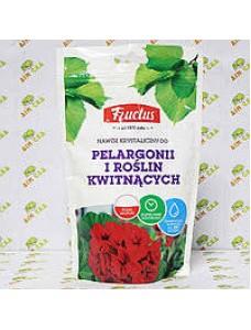Fructus Удобрение для пеларгонии и других цветковых растений, 250г