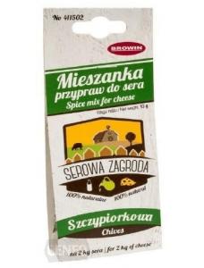 Зеленый лук - смесь специй для сыра