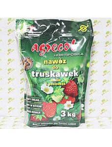 Agrecol Удобрение для клубники Hortifoska, 3кг