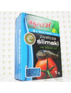 Agrecol Средство от улиток (слизней) Slimatox 5GB, 1кг