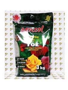 Agrecol Удобрение для роз и других садових цветов Hortifoska, 3кг