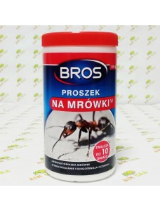 Bros Порошок против муравьев, 100г