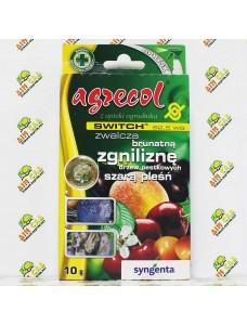 Agrecol Switch 62.5 WG - фунгицид против гнили, 10г