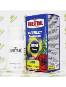 Substral Фунгицид для декоративных растений Saprol, 25мл