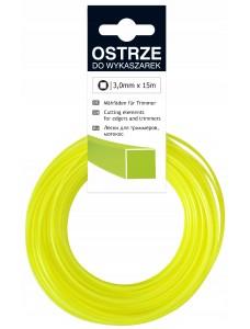 Cellfast ECO Леска для триммера 2.0мм квадрат 15м