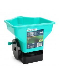 Greenmill Сеялка для семян и удобрений механическая, 3.0л