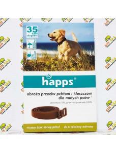 Happs Ошейник против блох и клещей для собак, 35см