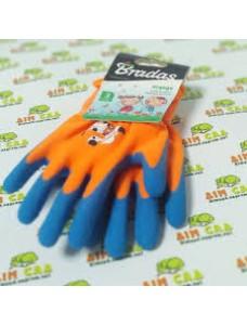 Bradas Перчатки детские, размер 3(orange)