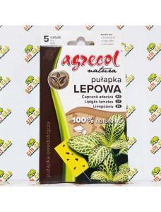 Agrecol Липкая лента против насекомых на растениях Natura, 5шт.