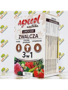 Agrecol Инсектицид, акарицид, фунгицид 3в1, 50мл