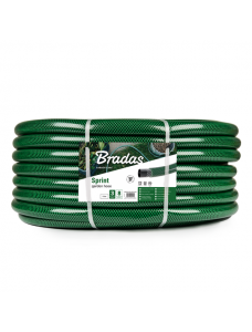"""Bradas Шланг садовый Sprint Garden Hose 3/4"""" (19 мм) 25м"""