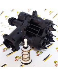 Karcher 4.551-056.0 Головка блока цилиндров на замену для минимоек Karcher K2-К3