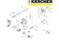 Комплектующие к минимойкам Karcher