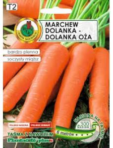 PNOS Морковь Dolanka Oża на ленте с удобрением, 6м