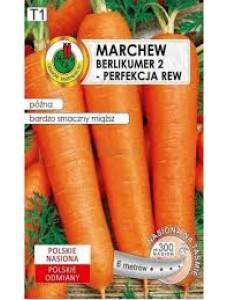 Pnos Семена моркови Berlikumer2 на ленте, 6 метров