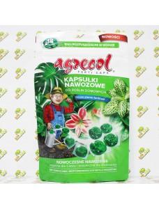 Agrecol Удобрение для комнатных растений в капсулах, 18шт