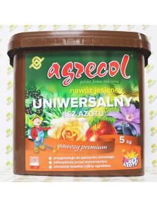Agrecol Удобрение осеннее универсальное без азота, 5кг