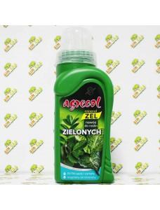 Agrecol Удобрение для зеленых растений  гель Zel 0,25л
