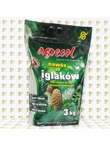 Agrecol Удобрение для хвойных Hortifoska, 3 кг