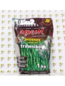 Agrecol Осеннee удобрение для газонов, 1кг
