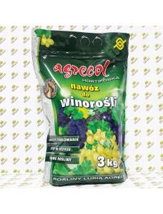 Agrecol Удобрение для винограда Hortifoska, 3кг