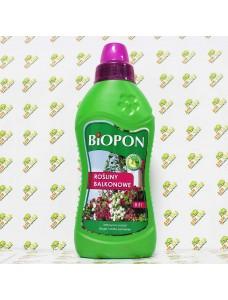 BIOPON Удобрение для балконных цветущих растений, 500мл