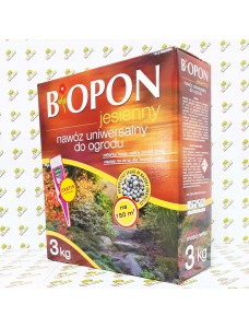 Biopon Гранулированое удобрение универсальное, 3кг