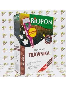 Biopon Осеннее гранулированое удобрение для газона, 1кг
