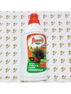 Florovit Осеннее удобрение для вечнозеленых растений, 1л