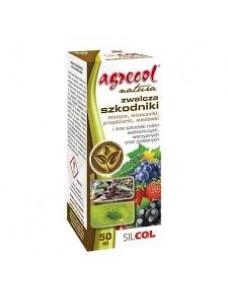 Agrecol Препарат для борьбы с вредителями Silcol, 50мл