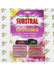 Substral Удобрение  в палочках для орхидей Vita-Plus , 10шт