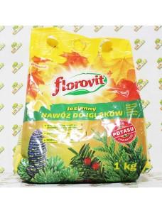 Florovit Осеннее удобрение для хвойных 1 кг