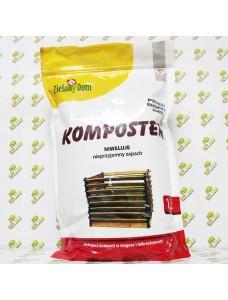 Zielony Dom Биопрепарат для активации компоста, 1,5кг