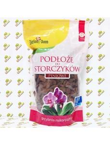 Zielony Dom Кора для орхидей с микоризой 1,5л