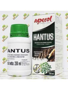 Agrecol Cредство защиты деревьев от мороза и грызунов (фарба) Hantus, 250мл