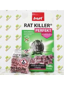 Best Препарат против мышей и крыс Rat Killer, 140г