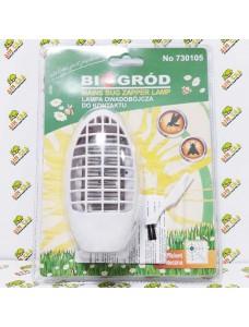 Biogrod Контактная лампа для борьбы с насекомыми, 1,2 Вт, 12 см