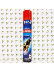 BROS Аэрозоль от ос и шершней, 600ml
