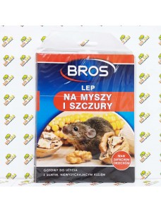 Bros Клейкая ловушка для мишей и крыс