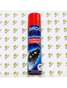 BROS Cпрей от мух и комаров, 250мл