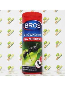 Bros Средство для борьбы с муравьями, 120+25г