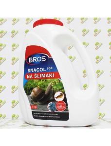 BROS Средство борьбы с улитками Snacol, 1kg