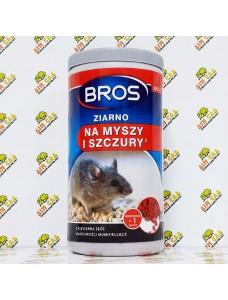 BROS Зерно от крыс и мышей, 300gr