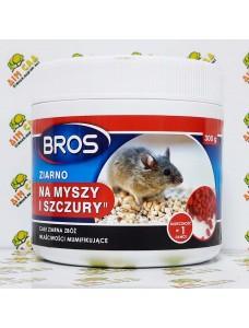 BROS Зерно от крыс и мышей, 300гр