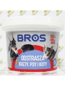 Bros Отпугиватель для собак и кошек в гранулах, 450мл