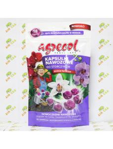 Agrecol Удобрение для орхидей в капсулах, 18шт